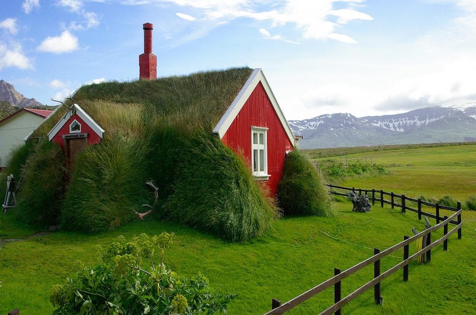 Исландские народные сказки