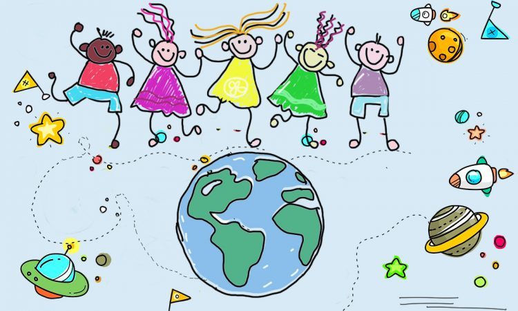 Игры детей мира